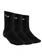 Kids Cotton Cushioned Crew Sock (3